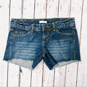 O'Neill denim cut off shorts 5